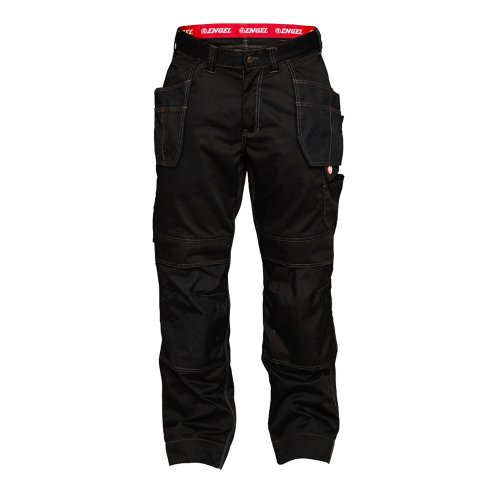 Combat Trousers with Hanging Pockets
